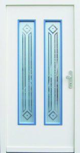 Haustür 693 Mit Glas